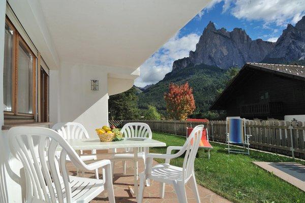 Photo of the balcony Villa Nussbaumer