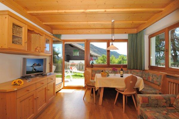 The living area Villa Nussbaumer - Apartments 3 suns