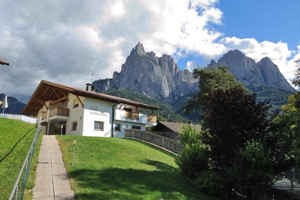 Foto estiva di presentazione Appartamenti Villa Nussbaumer