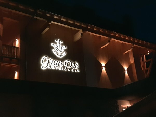 Foto Außenansicht Hotel Gran Prè