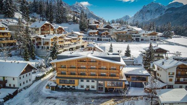 Winter Präsentationsbild Hotel Gran Prè