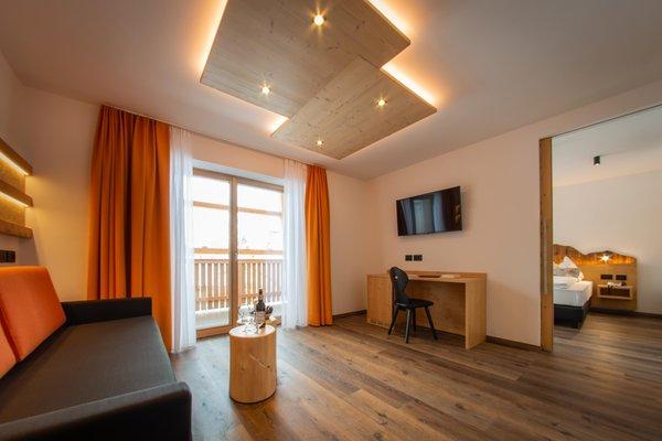 Der Wohnraum Hotel Gran Prè