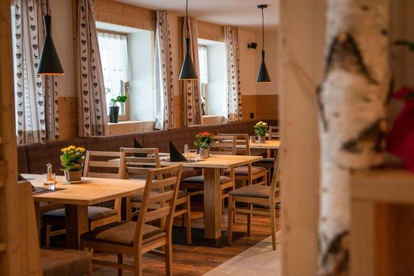 Das Restaurant St. Vigil Gran Prè