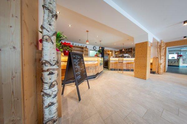 Die Gemeinschaftsräume Hotel Gran Prè