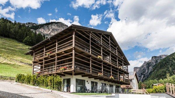 Foto estiva di presentazione Cadepunt Lodge - Appartamenti 4 soli