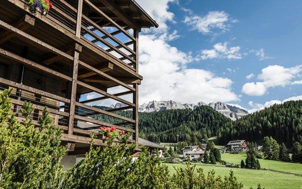 Foto esterno Appartamenti Cadepunt Lodge