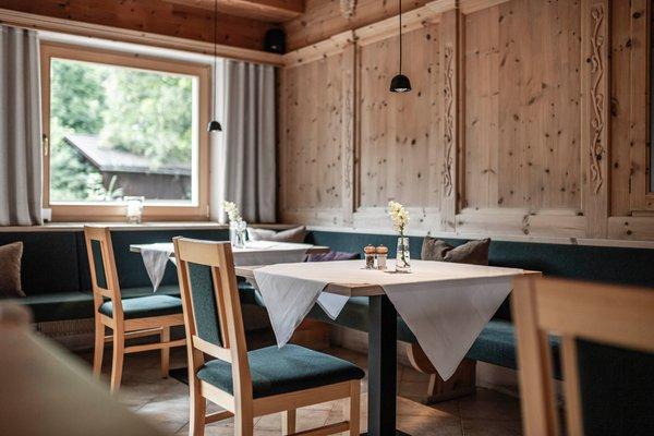Il ristorante San Vigilio Stoa - Elegant & Romantic Guest House