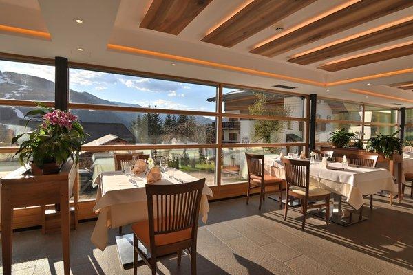 Il ristorante San Vigilio Monte Paraccia