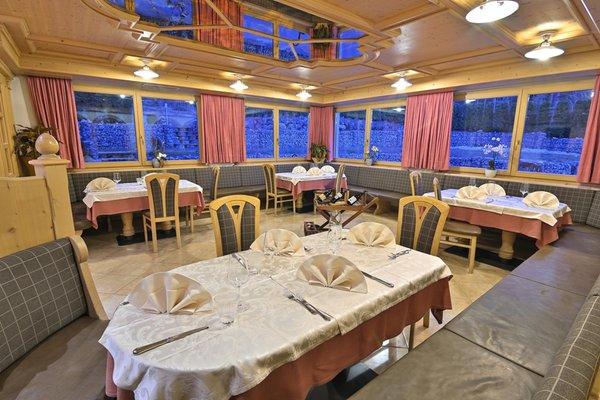 The restaurant San Vigilio / St. Vigil Monte Paraccia