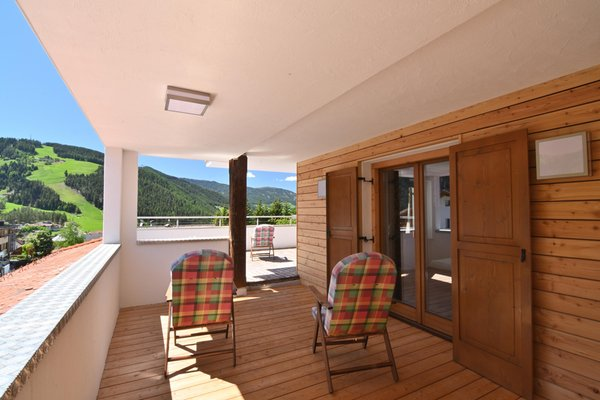 Photo of the balcony Monte Paraccia