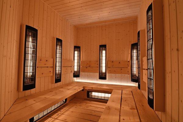 Photo of the sauna San Vigilio / St. Vigil