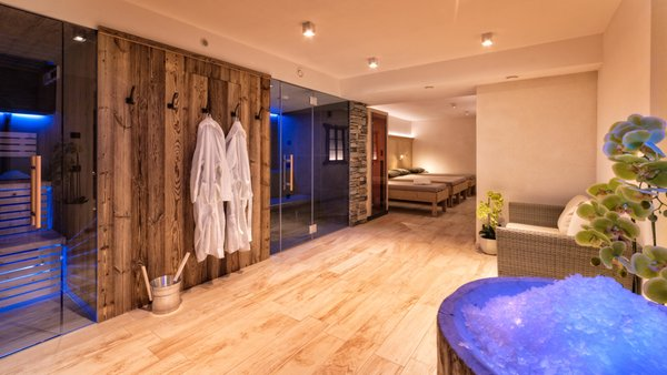 Photo of the wellness area Hotel Brunella
