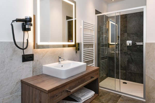 Photo of the bathroom Hotel Brunella