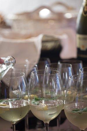 The restaurant San Vigilio / St. Vigil Erika San Vigilio Dolomites