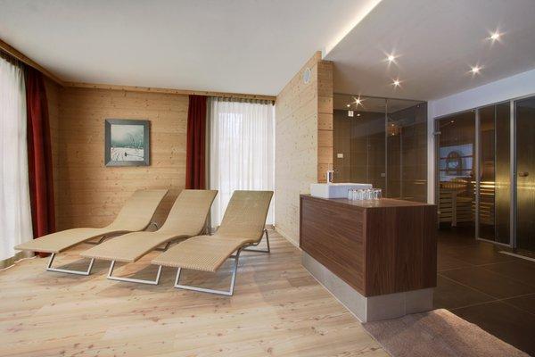 Photo of the wellness area Hotel Erika San Vigilio Dolomites