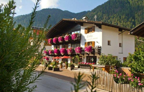 Summer presentation photo Hotel Erika San Vigilio Dolomites