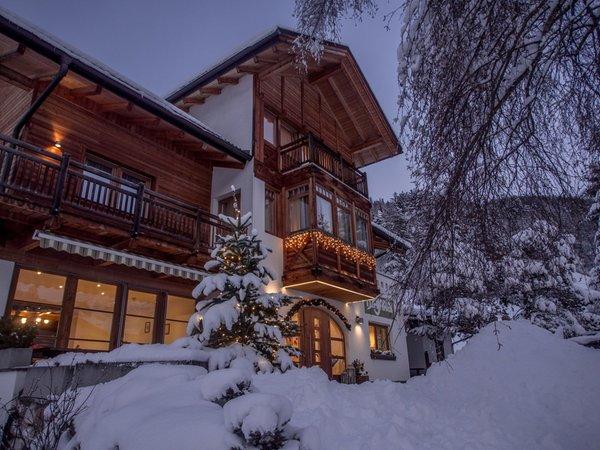Foto invernale di presentazione Hotel Majarei
