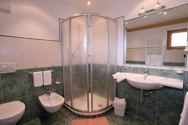 Photo of the bathroom Hotel Resa Blancia