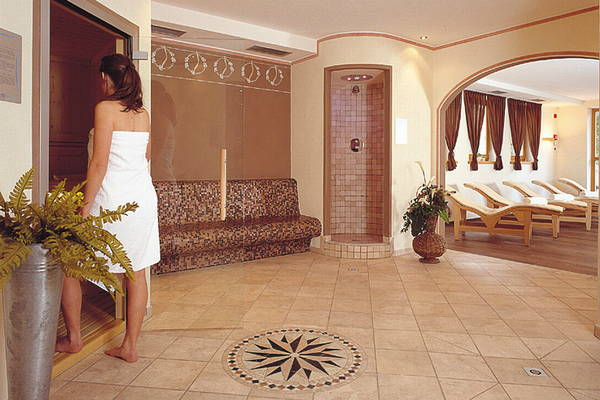 Photo of the wellness area Hotel Resa Blancia