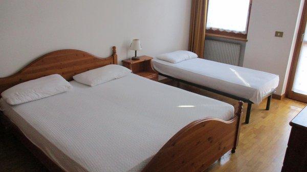 Foto della camera Residence Malibù