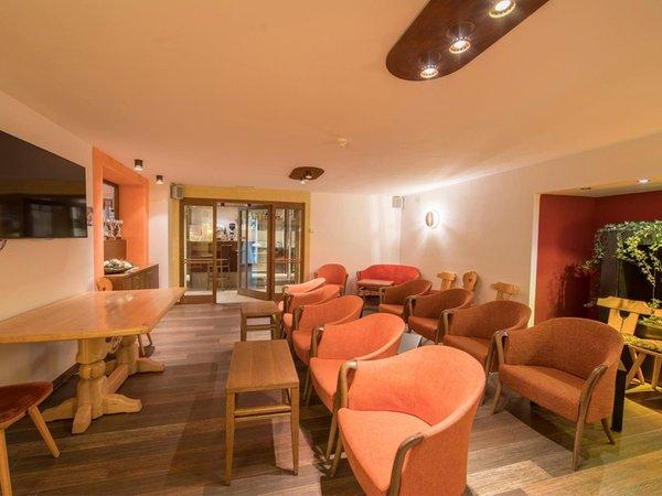 The common areas Hotel Riposo al Bosco