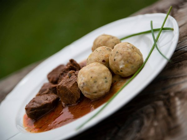 Ricette e proposte gourmet Riposo al Bosco