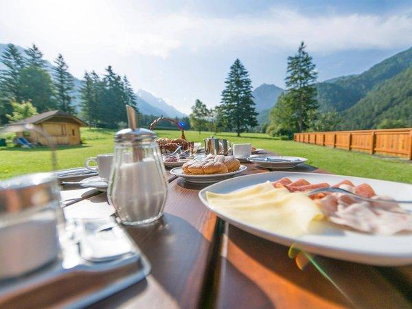 La colazione Riposo al Bosco - Hotel 3 stelle
