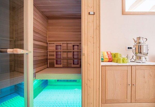 Photo of the wellness area Hotel Riposo al Bosco