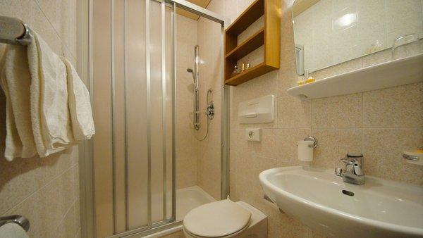 Foto del bagno Albergo Gasthof La Pli