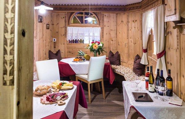 Il ristorante San Vigilio Lago della Creta