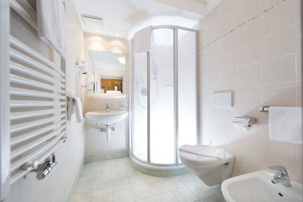 Foto del bagno Hotel Lago della Creta