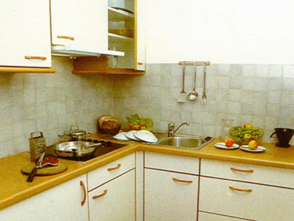 Foto della cucina Posta