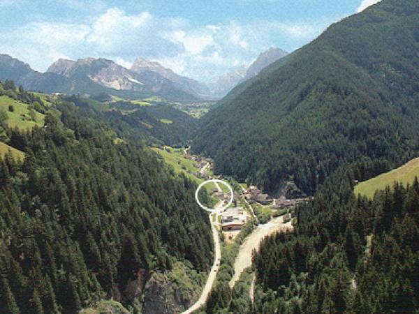 Lage Gasthof Posta Longega (San Vigilio di Marebbe)