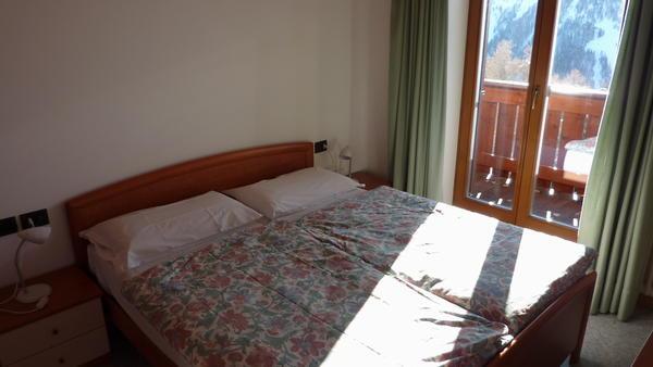 Foto della camera Albergo Alpino Panorama
