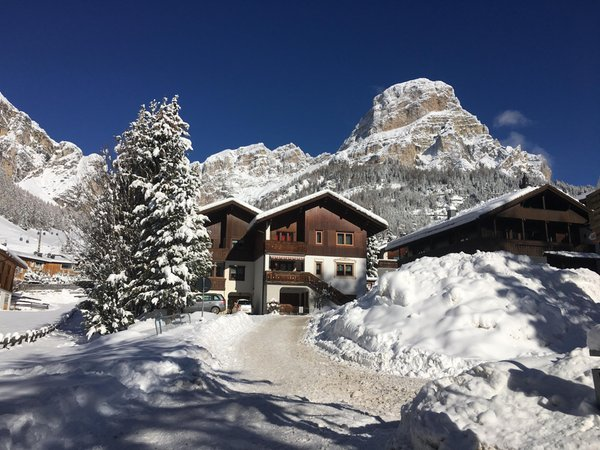 Foto invernale di presentazione Fiordalisi - Appartamenti 2 soli