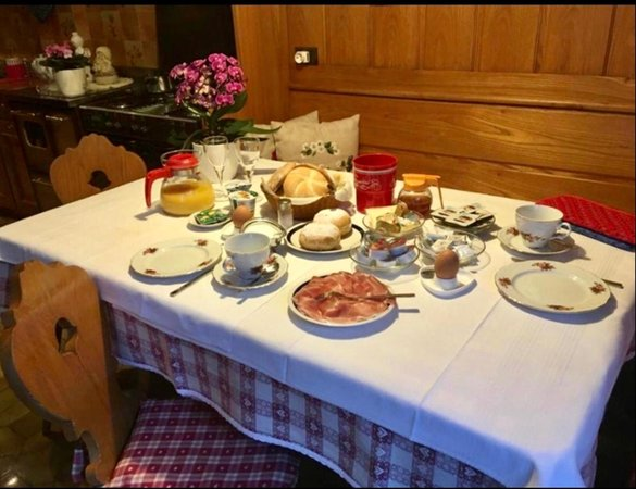 The breakfast Apartments Fiordalisi