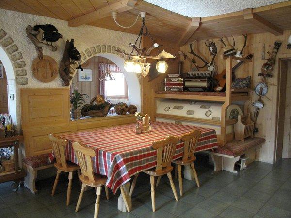 Photo of the stube Mountain hut Sennes