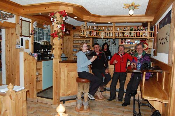 Photo of the bar Mountain hut Sennes