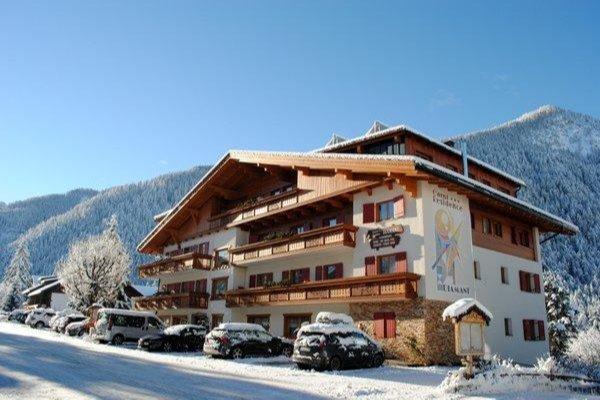 Foto invernale di presentazione Diamant - Garni + Residence 3 stelle