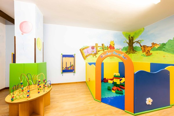 The children's play room B&B-Hotel + Residence Diamant
