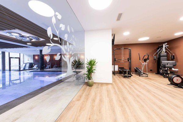 Photo of the fitness area B&B-Hotel + Residence Diamant