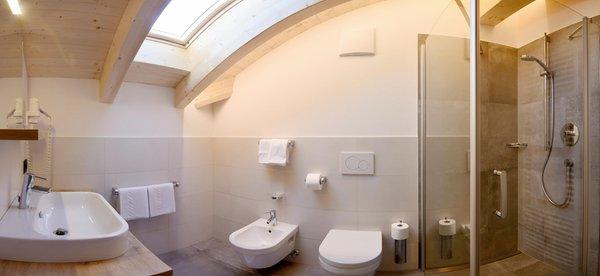 Photo of the bathroom Apart Residence Rautal B&B