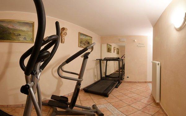 Foto della zona fitness Apart Residence Rautal B&B