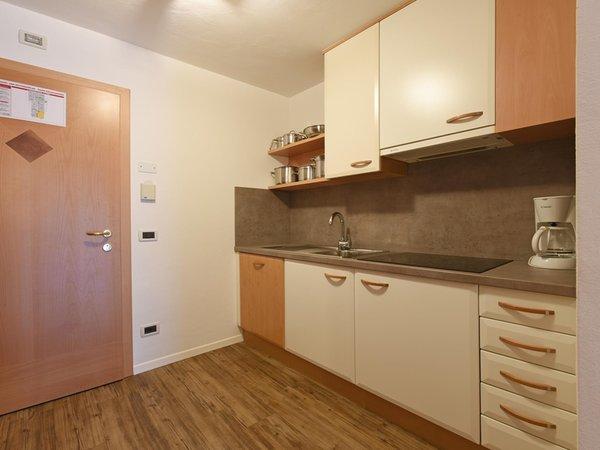 Photo of the kitchen Apart Residence Rautal B&B