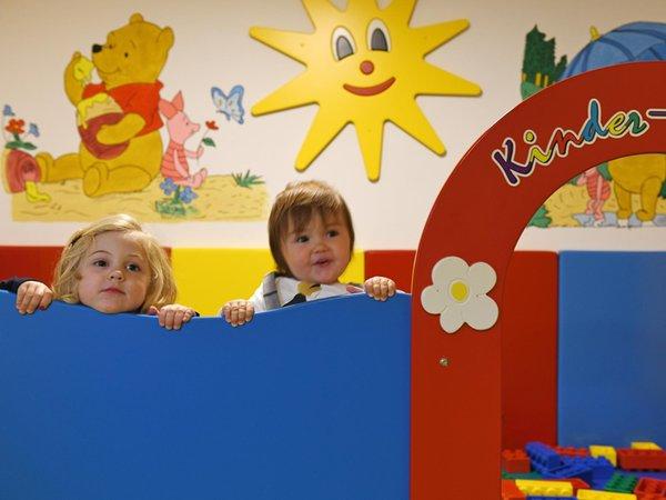 The children's play room Apart Residence Rautal B&B