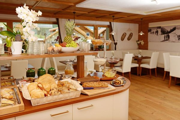 The breakfast Apart Residence Rautal B&B - B&B (Garni) + Residence 3 stars sup.
