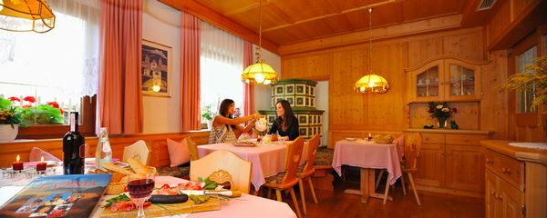 The breakfast Erna Mountain B&B - B&B (Garni) 3 stars