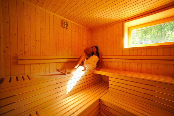 Photo of the sauna S. Vigilio / St. Vigil