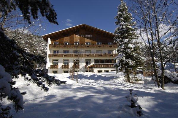 Photo exteriors in winter Pe de Munt