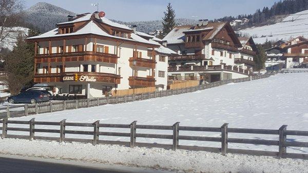 Foto invernale di presentazione Stella - Garni (B&B) + Appartamenti 3 stelle